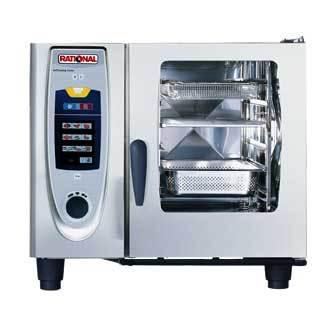 Пароконвектоматы Rational SelfCookingCenter® whitefficiency® 061